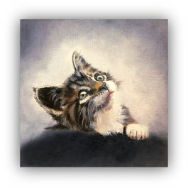 ¨When I grow up, I want to be a tiger¨